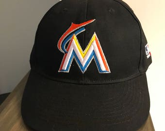 MLB Miami Florida Marlins Baseball Hat