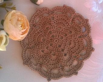 crochet pattern crochet coaster pattern pdf pattern crochet doily crochet patterns crochet tutorial coaster crochet home decor easy crochet