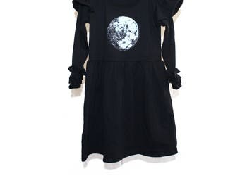 Science pictures for kids black and white dress