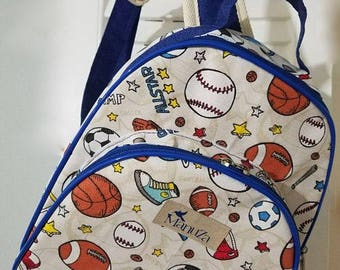 Kids Backpack - Sports