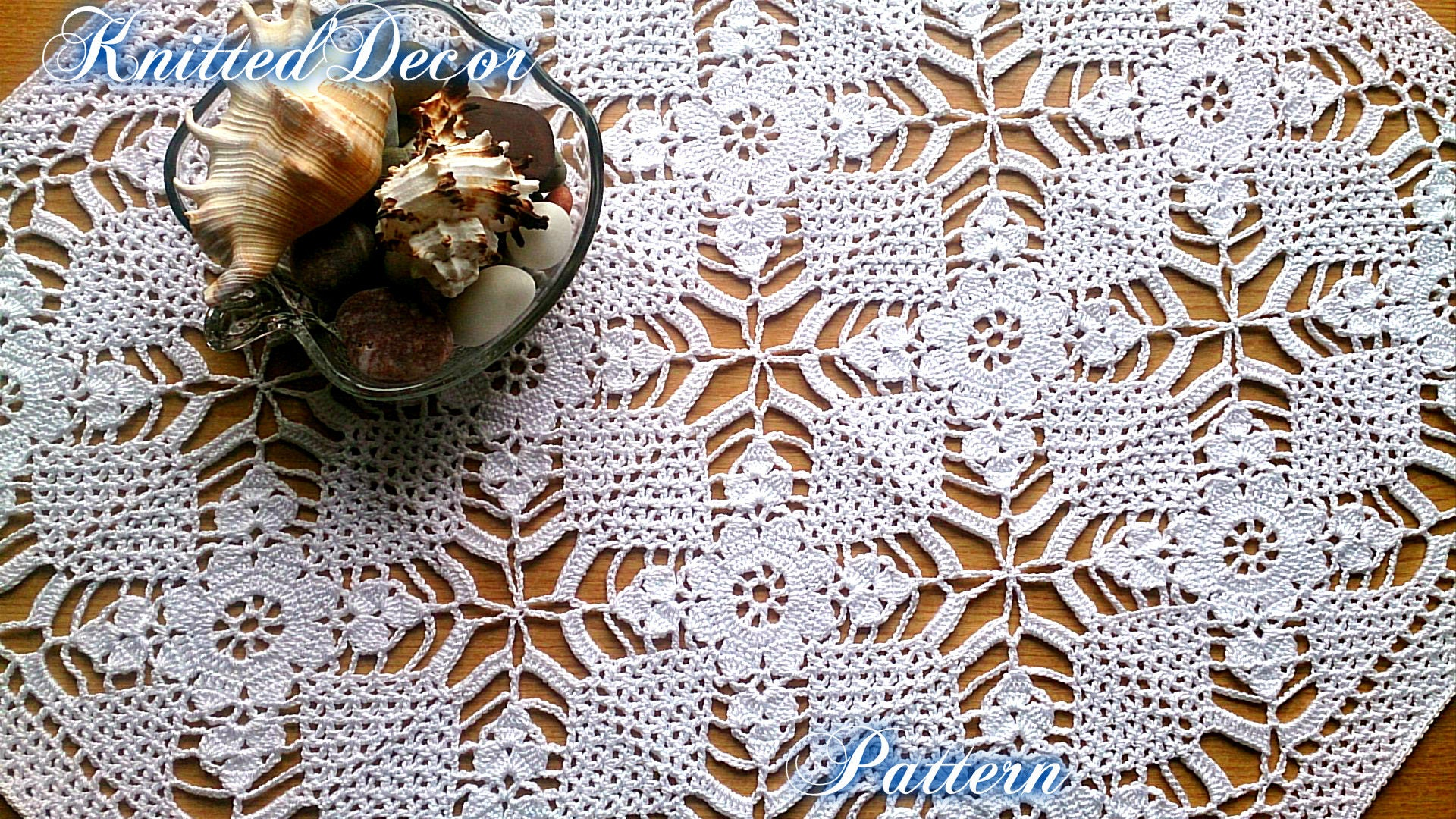 Crochet square doily tutorial lace tablecloth pattern crochet zoom bankloansurffo Gallery