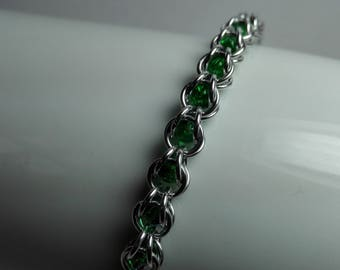 Bracelet Beads in Cages