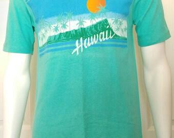 Vintage Hawaii Tee Shirt - 1980s