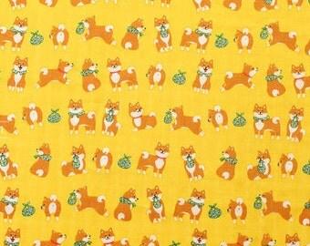 Shiba Inu | Pillow | Imported | Japanese Fabric | Throw Pillow