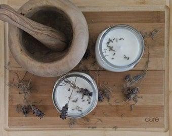 Lavender Cedarwood Soy Candle