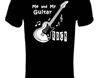 Me and My Guitar ROCK