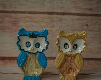 Retro Owl Spoon Rest