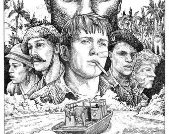 Apocalypse Now - Alternative Movie Poster
