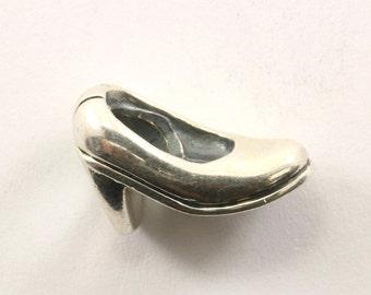 Vintage Shoe Charm Sterling 925 CH 443