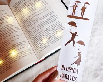 Inomnia Paratus Bookmark