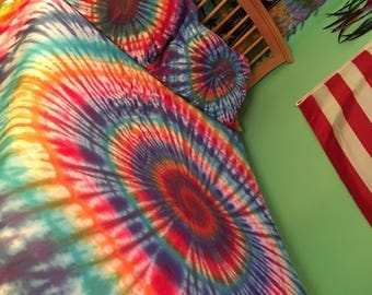 Tie-Dye Bed Sets - Customized (Make sure to check details)