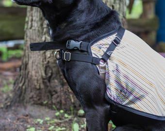 Custom Cape-Style Service Dog Vest