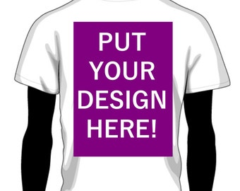 Make your own shirt etsy for Customize my own t shirts for cheap