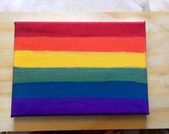 LGBT+ Pride Flag