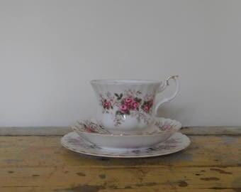 Royal Albert Lavender Rose Trio