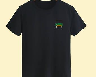 Small Car Unisex T shirt T Shirts For Men T Shirts For Women T Shirt For Youth Street T-shirts Hipster T Shirt Customize Gift T Shirt