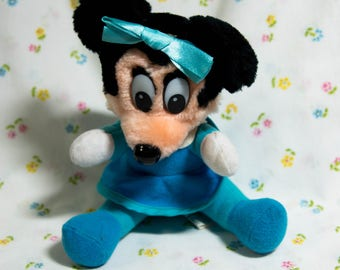 Mickey's Christmas Carol - Minnie Plush