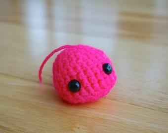 Snowball Plushie (Pink)