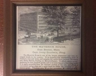 The Maverick House, Boston