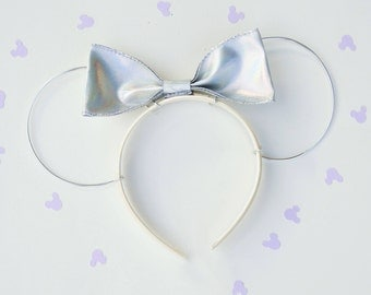 Holographic Minnie Wire Ears