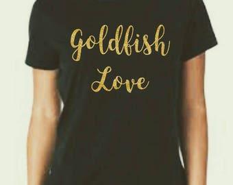 Goldfish Love Women's Shirt