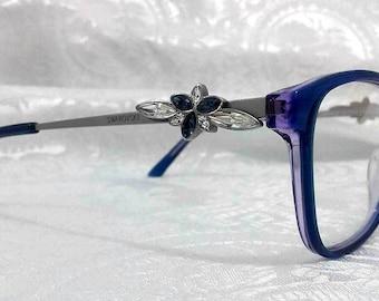 Swarovski eyeglasses, ever sw5120, eyeglasses, frames, eyewear, eyewear frames, women eyeglasses