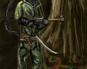 Ameptoan Infantry 3,625 W.H. Digital Download