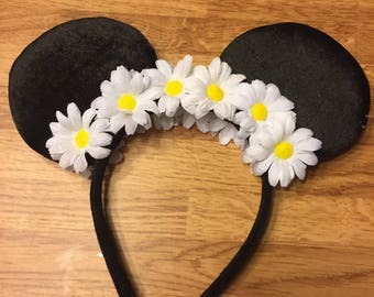 Sunflower Mouse ears ~ Mary Poppins ~ Disney