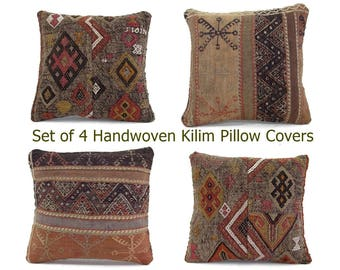kilim pillow home decor kilim rug pillow cover throw pillow decorative pillows bedding bedroom decor pillows