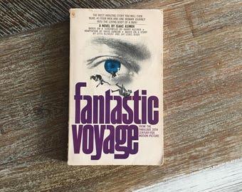 Fantastic Voyage by Isaac Asimov (Bantam, 1966)
