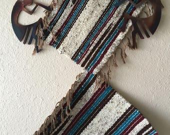 Southwestern theme wall hangings