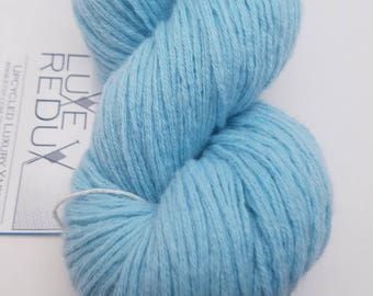 Recycled Cashmere Yarn - Worsted Weight