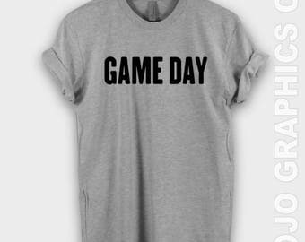 Game Day Shirt - Sunday Funday Shirt,Touchdowns and Tailgates,Football Season,Football Game Day Shirt,Game day shirt, game day shirts