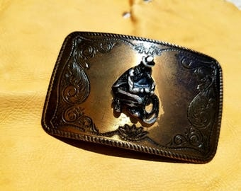 Western Belt Buckle BELT Item WB-28