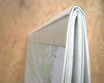 Vanessa Edition - Map-Bound Edition in Four Sizes