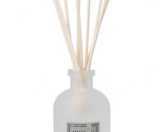 Green Tea & Mint Home Fragrance Diffuser, reed diffusers