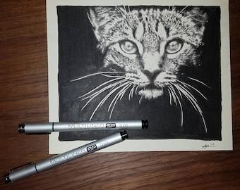 KittyKat Print ***Limited Edition***