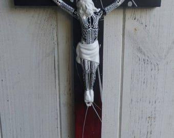 Crucifix Tattoo Jesus nr 36