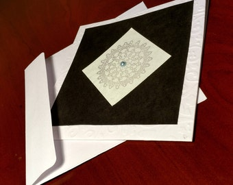 "Original Homemade ""Blank"" Card"