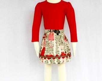 Glamour Girl Skirt Set - 3T