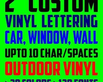 Custom Reflective Vinyl Decal Stickers Lettering Custom Vinyl - Custom vinyl stickers for boats