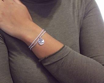 Hand Stamped Custom Bracelet// Personalized Bracelet// Custom Bracelet