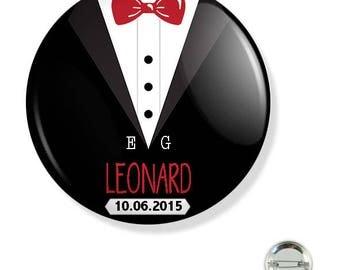EVG costume customizable 38MM badge