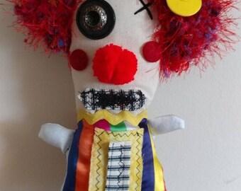 Boho the clown
