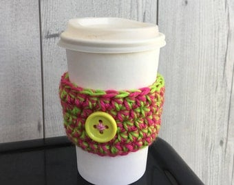 Coffee Cosy - Watermelon