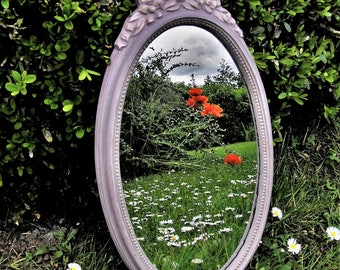 Oval mirror from the 1960s revisited