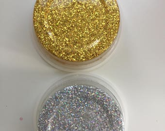 Gold/Silver HOLO Slime