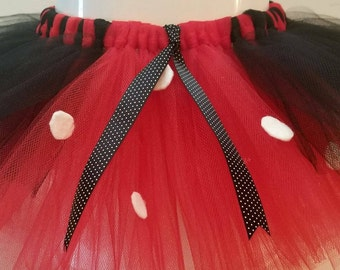 Minnie Mouse Inspired Tutu