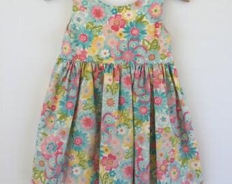 Molly ~ Spring floral