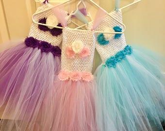 Custom Tulle Dresses